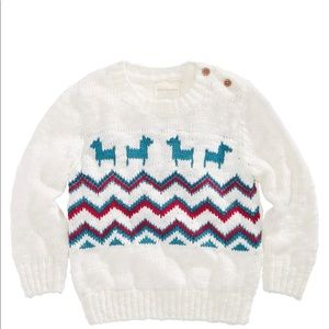 New! Baby sweater size 0-3 months